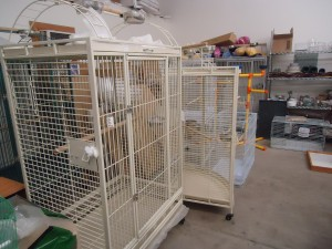 Large Macaw Cages - Various Sizes