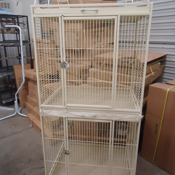 Double Cage