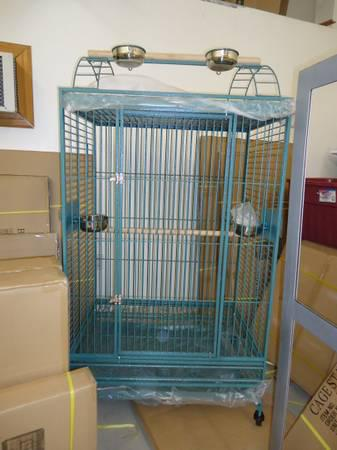 Large Macaw Cage