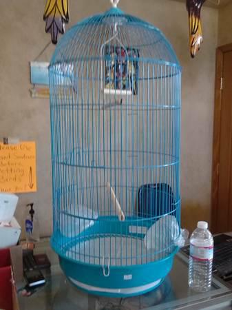 rounded cage large